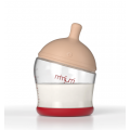 Mimijumi Baby Bottle (120ml) - Flow Rate #1 Nipple (0-12mths)